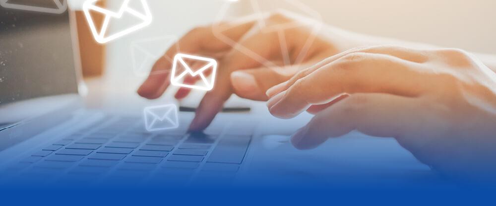 Kommunikation über E-Mail