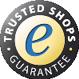 Vertrauenswürdiger Online Shop mit Trusted Shops Siegel