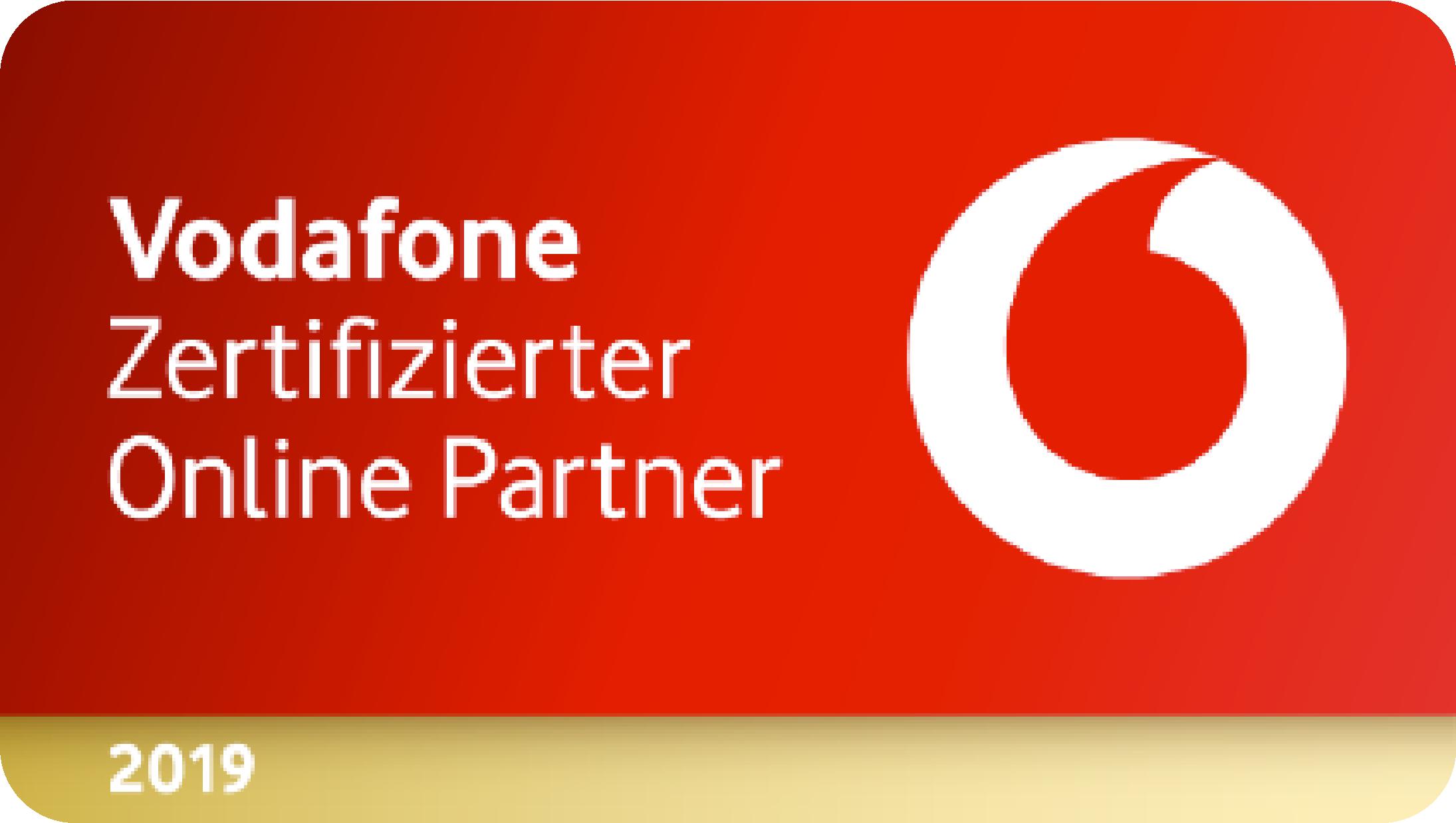 Vodafone Internet Vertriebspartner